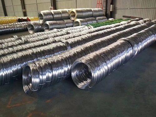Our own production plant of steel wire went into operation