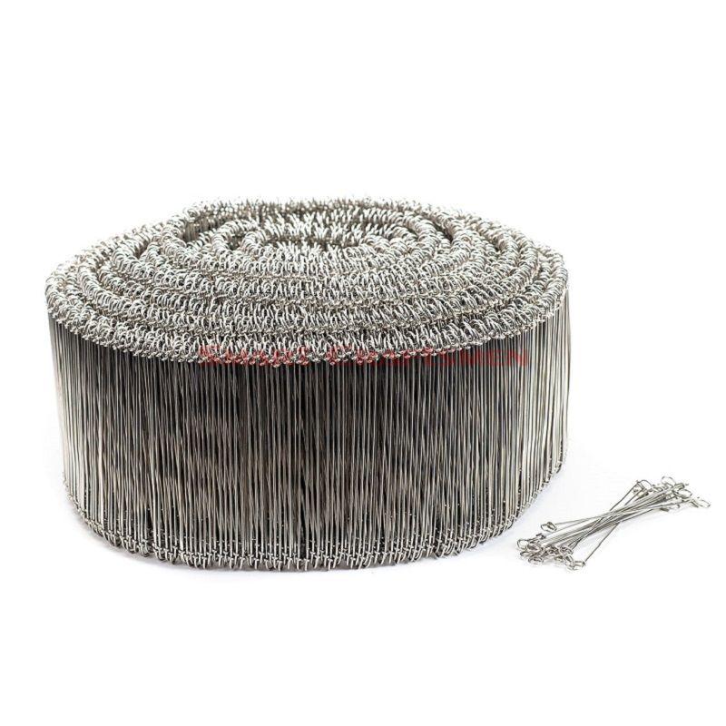 Stainless Steel Double Loop Tie Wire