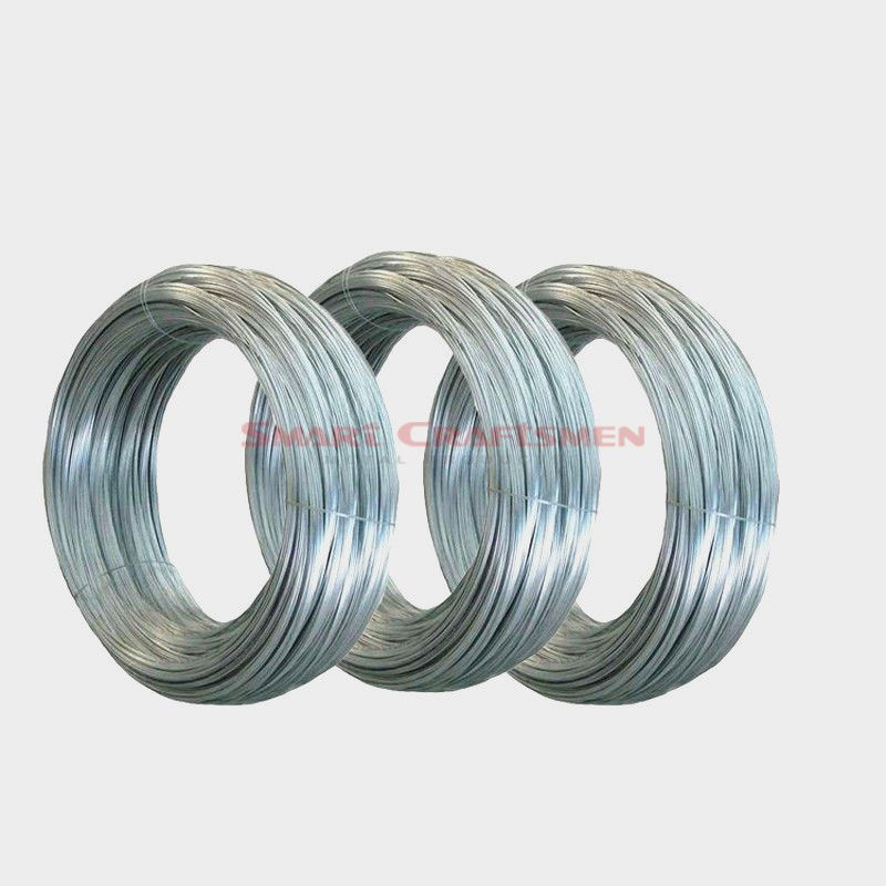Redrawing Galvanized Iron Wire(Mill & Hot Dipped)