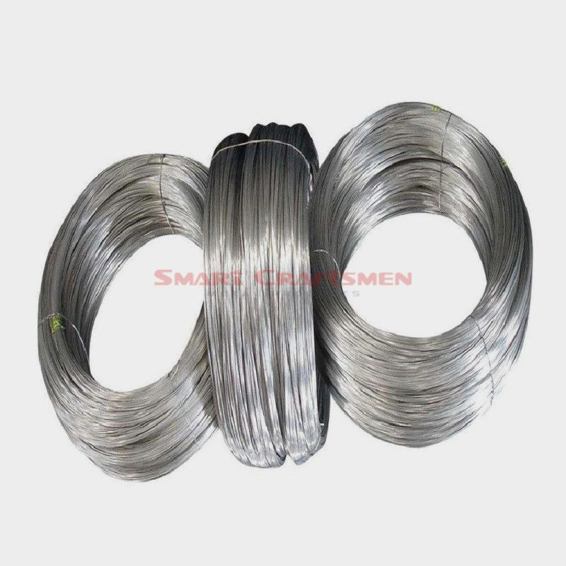 Factory Derictly Sale Galvanized Spring Steel Wire