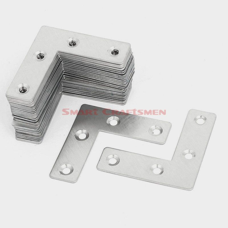 Steel Mending Plates-L Shape