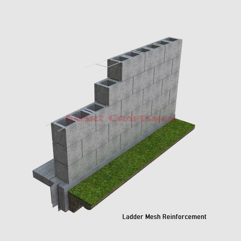 Ladder Mesh Wire Reinforcement