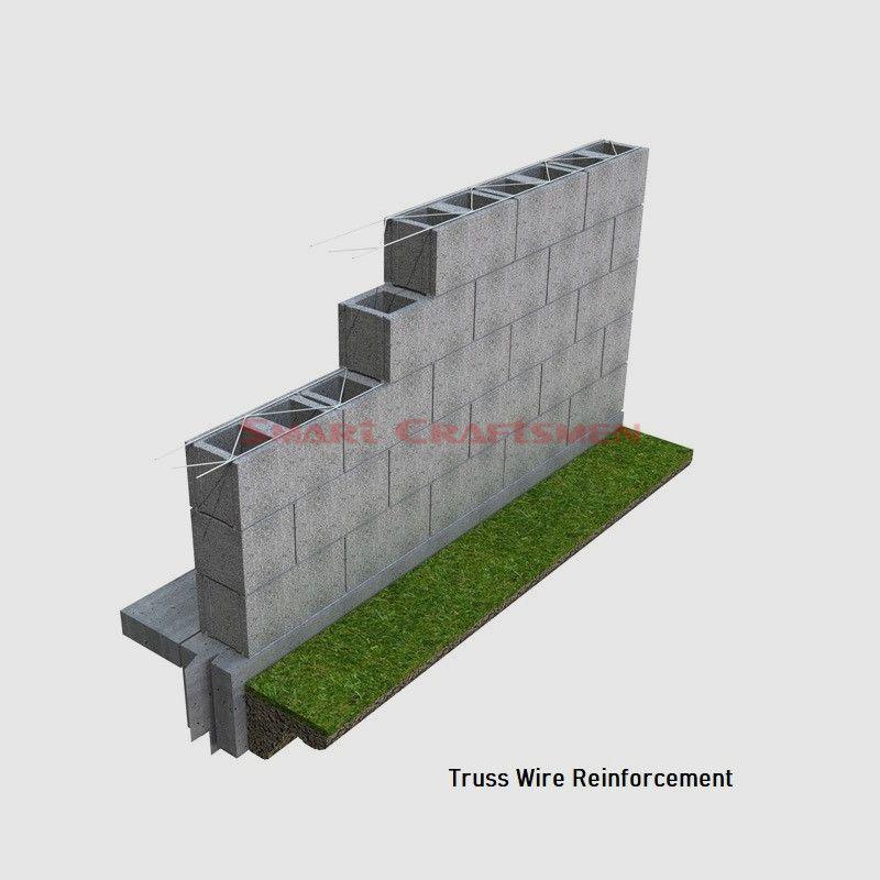 Truss Mesh Wire Reinforcement