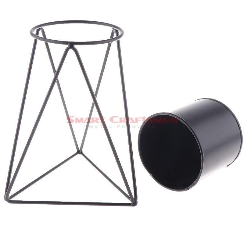 Flower Pot Wire Support Base