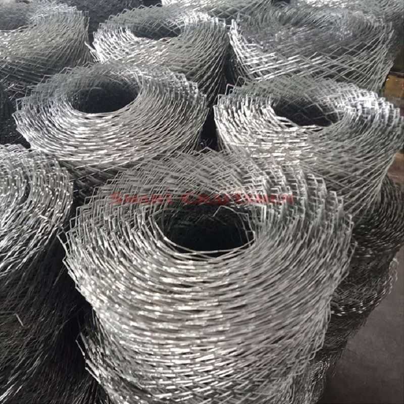 Expanded Metal Lath Coil (Brick Reinforcement)