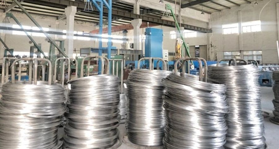 Grade 302 Stainless Steel Wire
