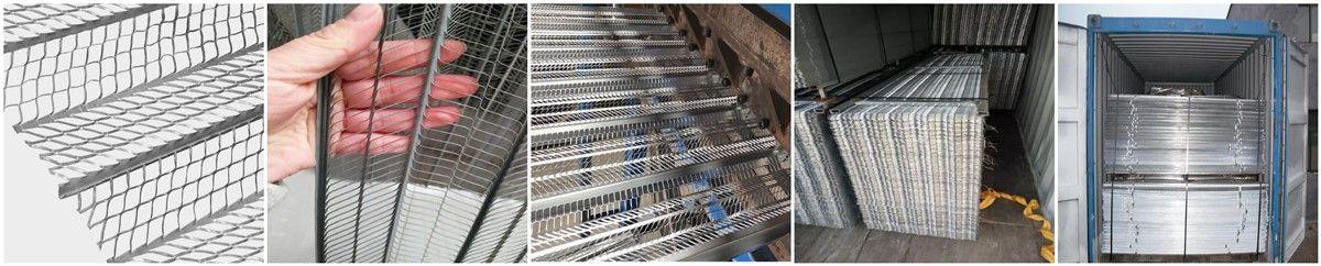 Rib Lath Sheet / Rib Expanded Metal Lath / Galvanized Rib Lath